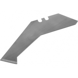 čepele náhradné zahnuté-sada (L) 18mm 5ks