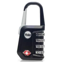 zámok visiací YALE YTP5/31/223/1 - TSA