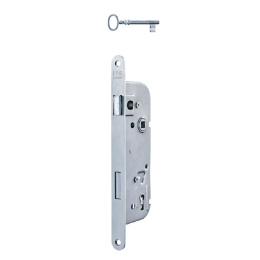 zámok zadlabávací 60/90-40 kľúč 5200N 1/2 stavebný