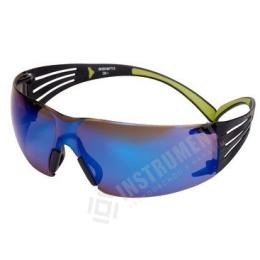 okuliare ochranne 3M SecureFit modré SF408AS-EU