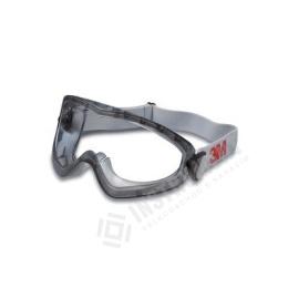 okuliare ochranne 3M 2890 utesnené polykarbonátový priezor