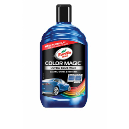 vosk TW Color Magic Ultra Blue Wax 500ml - Modrý