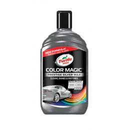 vosk TW Color Magic Prestige Silver Wax 500ml - Strieborný