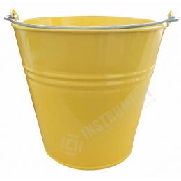 vedro 7l lakované žlté