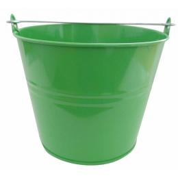 vedro 7l lakované zelené