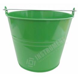 vedro 10l lakované zelené
