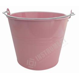 vedro 10l lakované ružové