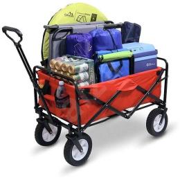 vozík štvorkolesový skladací 70kg