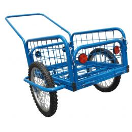 vozík s nafukovacími kolesami, nosnosť 100kg
