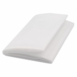 textília netkaná 3,2x5m biela 17g/m2