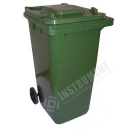 popolnica 240l plastová zelená / nádoba na odpad