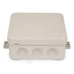 krabica rozbočovacia E 113, IP 54, 85 x 85 x 40 mm