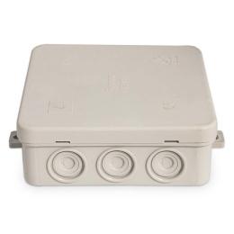 krabica rozbočovacia E 114, IP 54, 100 x 100 x 40 mm / rozbočná