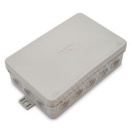 krabica rozbočovacia E 128, IP 54, 140 x 89 x 40 mm