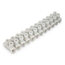 svorka lámacia prístrojová EKL 2 biela