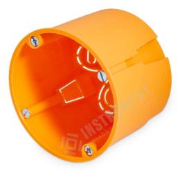 krabica prístrojová do dutých stien; ø68 x 61 mm E117