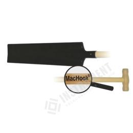 rýľ štychar 52cm s násadou MacHook