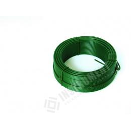 Drôt napínací PVC 2,6mm 26m rolka