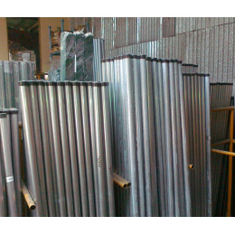 Stlpik plotový Zn 48mmx250cm