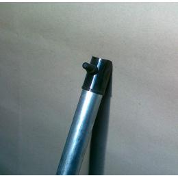 Vzpera plotová Zn 38mmx200cm