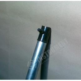 Vzpera plotová Zn 38mmx220cm
