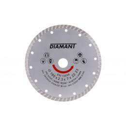 kotúč diamantový 180mm DIAMANT TURBO