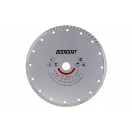 kotúč diamantový 230mm DIAMANT TURBO