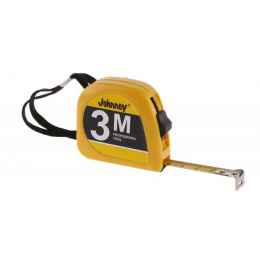 meter KDS 3013 3mx13mm zvinovací Johnney žltý