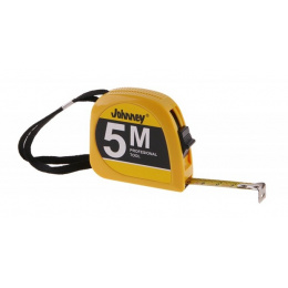 meter KDS 5013 5mx13mm zvinovací Johnney žltý