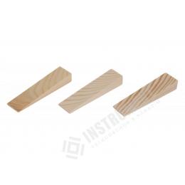 klínky montážne WOODY 100x25x16-1mm,14ks drevené