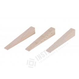 klínky montážne WOODY 55x8x10-0mm,250ks drevené