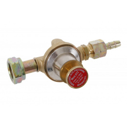 ventil redukčný 0-4bar, G3/8L propan butan