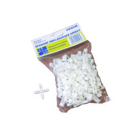 krížiky duté plastové 200ks 5mm obkladačské