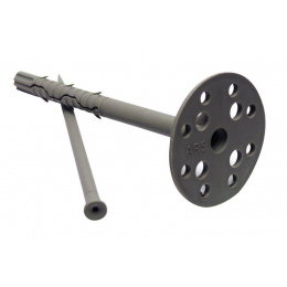 hmoždina fasádna 10x140mm,zateplovacia 100ks