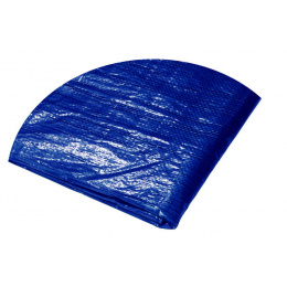 plachta zakrývacia PE okrúhla 6-6,5M 120 g/m2