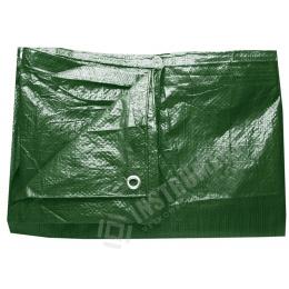 plachta zakrývacia PE 2x8 p6/70 zelená