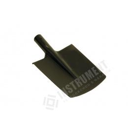 rýľ rovný čierný 21x30cm