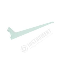 hák regálový 25cm jednoduchý / konzola regálová