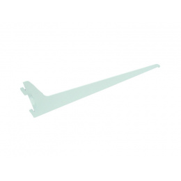 hák regálový 30cm jednoduchý / konzola regálová