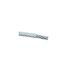 lanko oceľové 3/4mm 100M Zn+PVC bužirka
