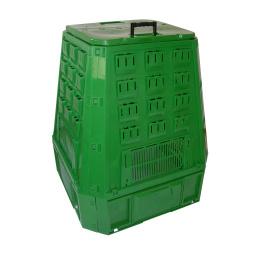 kompostér plastový 850l zelený