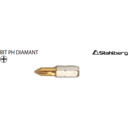 bit PH 1 25mm,DIAMANT 10ks DIN 3128