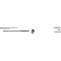 vrták vidiový SDS+ 5x110mm 2brity FESTA
