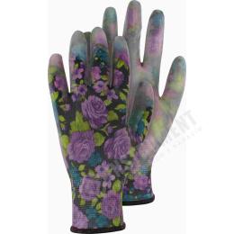 rukavice pracovné záhradkárske H498