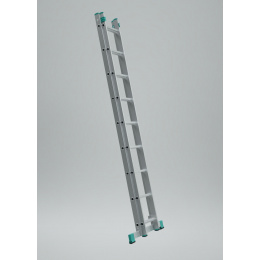 rebrík dvoj.univ.2x9-2,58/4,26m Alve EUROSTYL 7509