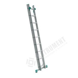 rebrík dvoj.univ.s úpravou na schody 2x9-2,58/4,27m Alve EUROSTYL 7709