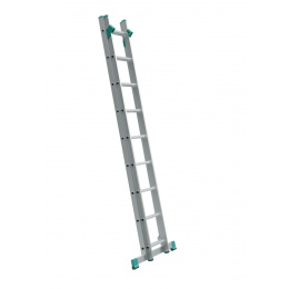 rebrík dvoj.univ.s úpravou na schody 2x11-3,15/5,13m Alve EUROSTYL 7711