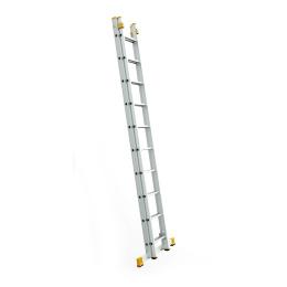 rebrík dvoj.univ.2x8-2,42/3,83m Alve FORTE 8508