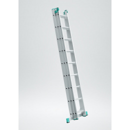 rebrík troj.univ.3x7-2/2,84/3,99m Alve EUROSTYL 7607