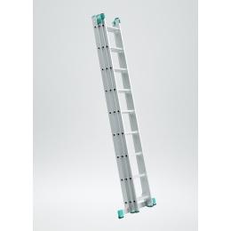 rebrík troj.univ.3x8-2,3/3,7/5,13m Alve EUROSTYL 7608